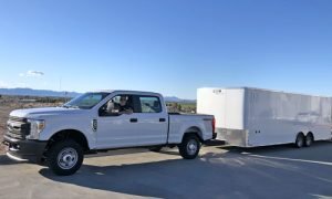 Customer Vehicle/Customer Trailer